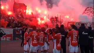 Delije - Podrška igračima pred odlazak u Moskvu | Crvena zvezda - Javor 3:0