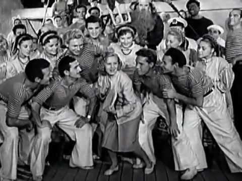 Белая акация Оперетта 1957 год