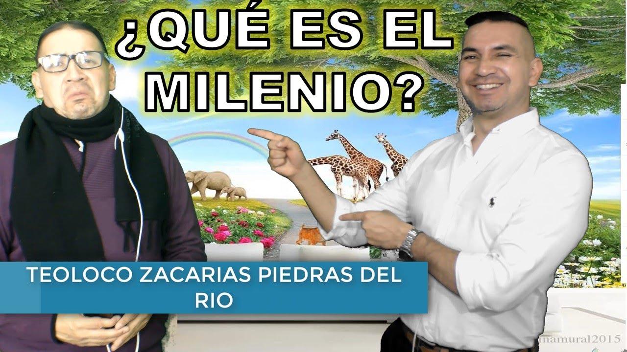 TEORÍAS SOBRE EL MILENIO --- (BIBLIA LIBRE) Edgar Escobar
