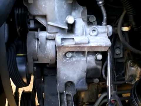 1996 E36 Bmw Alternator Removal And Oil Filter Housing