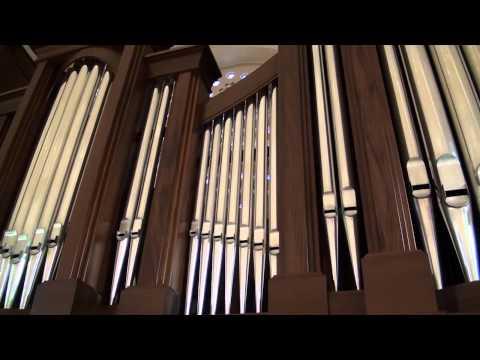 Loyola Chapel Organ Concert Series Promo May 15, 2011