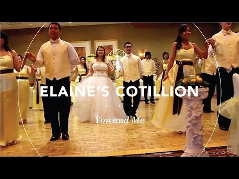 Elaine's Cotillion | You and Me by Lifehouse