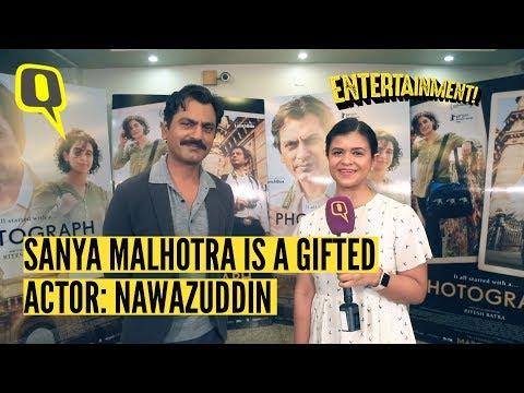 #NawazuddinSiddiqui talks about #RiteshBatra's Directorial Skills  | The Quint
