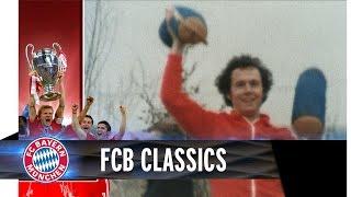 FCB-Training mit Beckenbauer, Maier & Co.