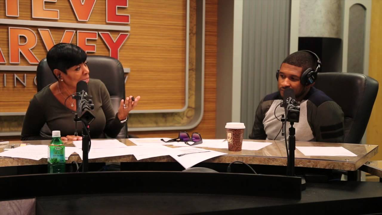 usher reads the strawberry letter on the steve harvey morning show youtube