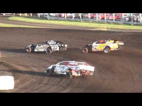 IMCA Sport Mod Heats Benton County Speedway 9/17/17
