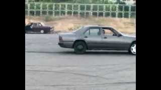 300E drift....Armenia