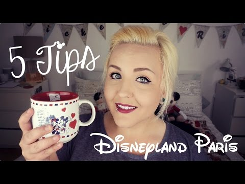 5 Tips for Disneyland Paris || KellyHasAdventures