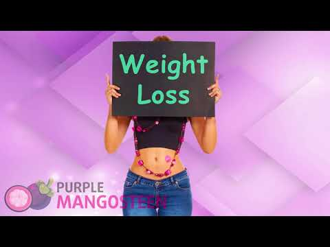 Purple Mangosteen - Get Slim Before Your Friend Does