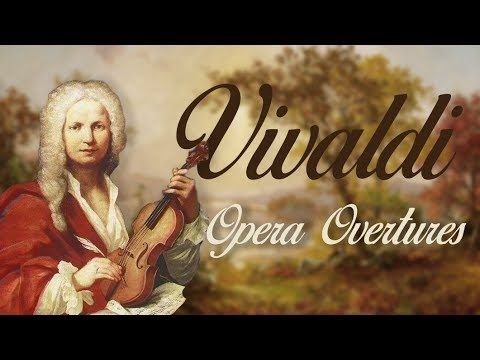 Vivaldi: Opera Overtures