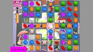 Candy Crush Saga Level 1096 No Boosters