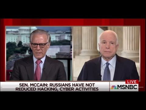 JOHN MCCAIN MAKES A FOOL OF HIMSELF AGAIN!