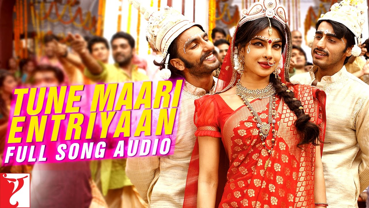Tune Maari Entriyaan Full Song Audio Gunday Bappi Lahiri Neeti Mohan Kk Vishal Dadlani Youtube