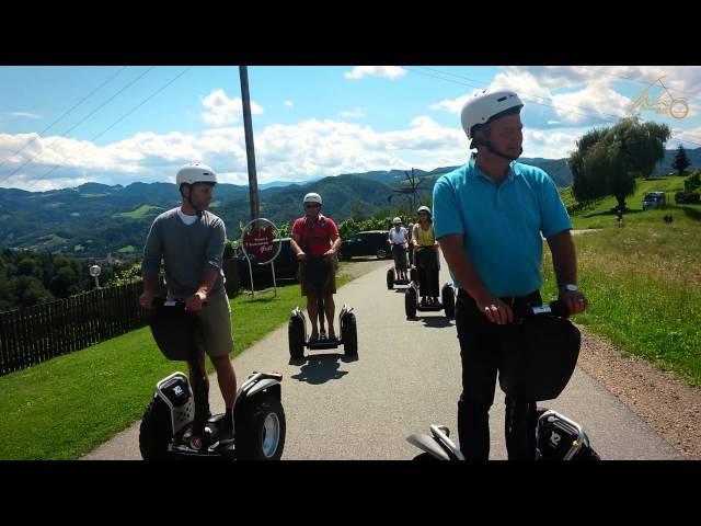 Trailer 2014 von Alpenvorland Segtrails