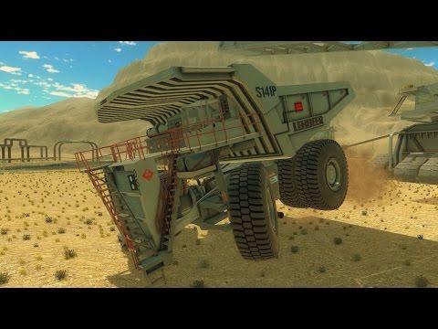 Giant Machines 2017 - Even The Dumper Is Big!