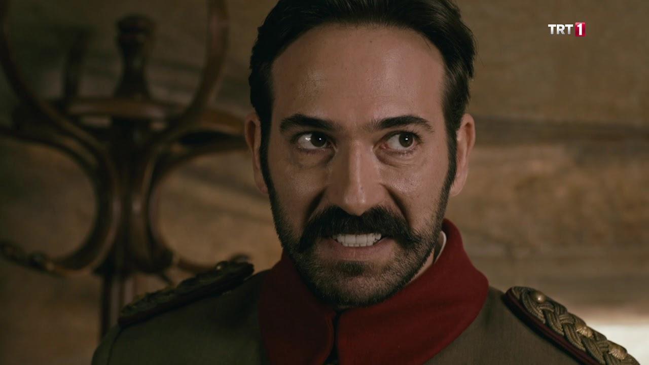 Mehmetçik 'Kutlu Zafer' 25. Bölüm - Bu işin sonu Divan-ı Harp'tir Halil!