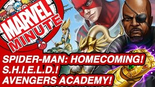 Homecoming! S.H.I.E.L.D.! - Marvel Minute 2017