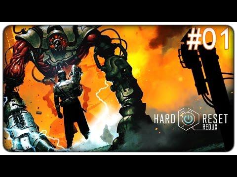 STRAGI ROBOTICHE | Hard Reset Redux - ep. 01 [ITA]
