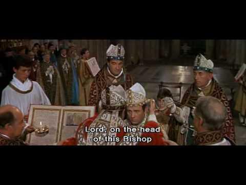 L'investiture de Thomas Becket en 1162