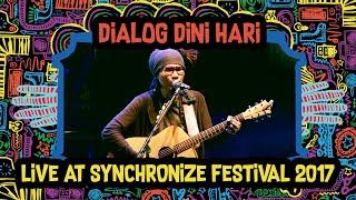 Dialog Dini Hari live at SynchronizeFest - 6 Oktober 2017