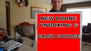 Gambar cover Parrot Bebop 2 unboxing review! - with crash footage!