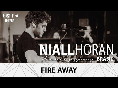 FIRE AWAY - Niall Horan (LYRICS)