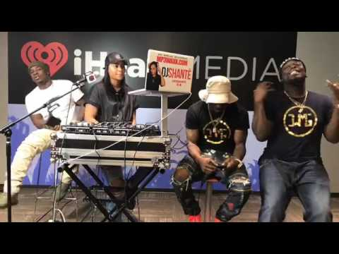 Beatin' Down Yo Block with DJ Shante on April 21, 2017