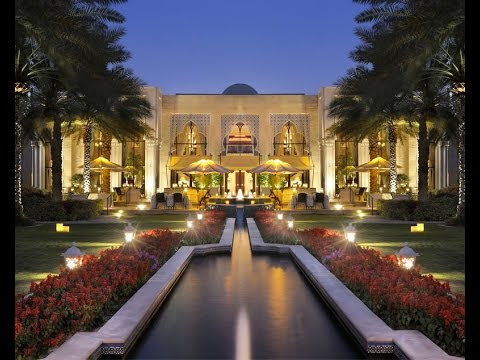 One & Only Royal Mirage, Dubai, UAE - Part 1