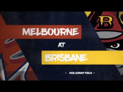 LIVE: Melbourne Aces @ Brisbane Bandits, R8/G1
