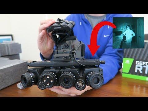 Modern Warfare Dark Edition Unboxing (Night Vision Goggles!)