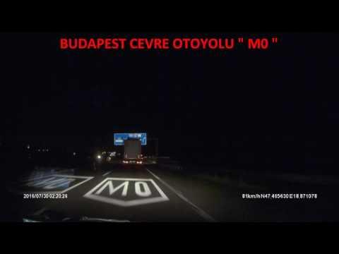 Izinyolu Gidis 29 07 2016 Bölüm 2 Macar / Sopron - Tompa