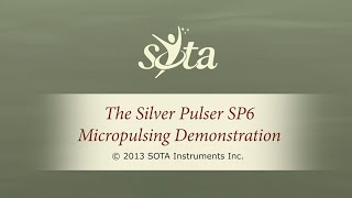 The SOTA Silver Pulser Model SP6 - Micropulsing