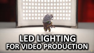 LED Lighting for Video - Why we made the switch