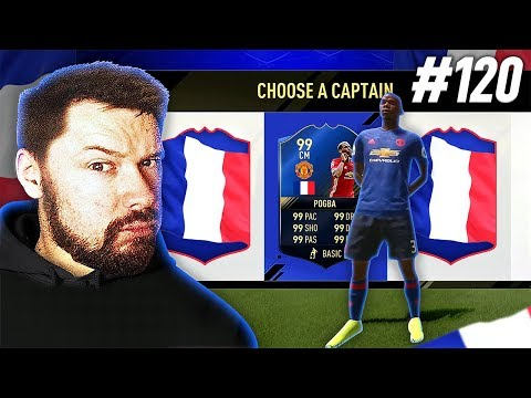 THE FRENCH NATIONAL TEAM DRAFT!! - FIFA 17 Ultimate Team Draft To Glory #120