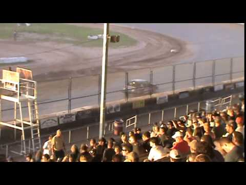 Street Stock Feature Seymour Speedway 6/21/15