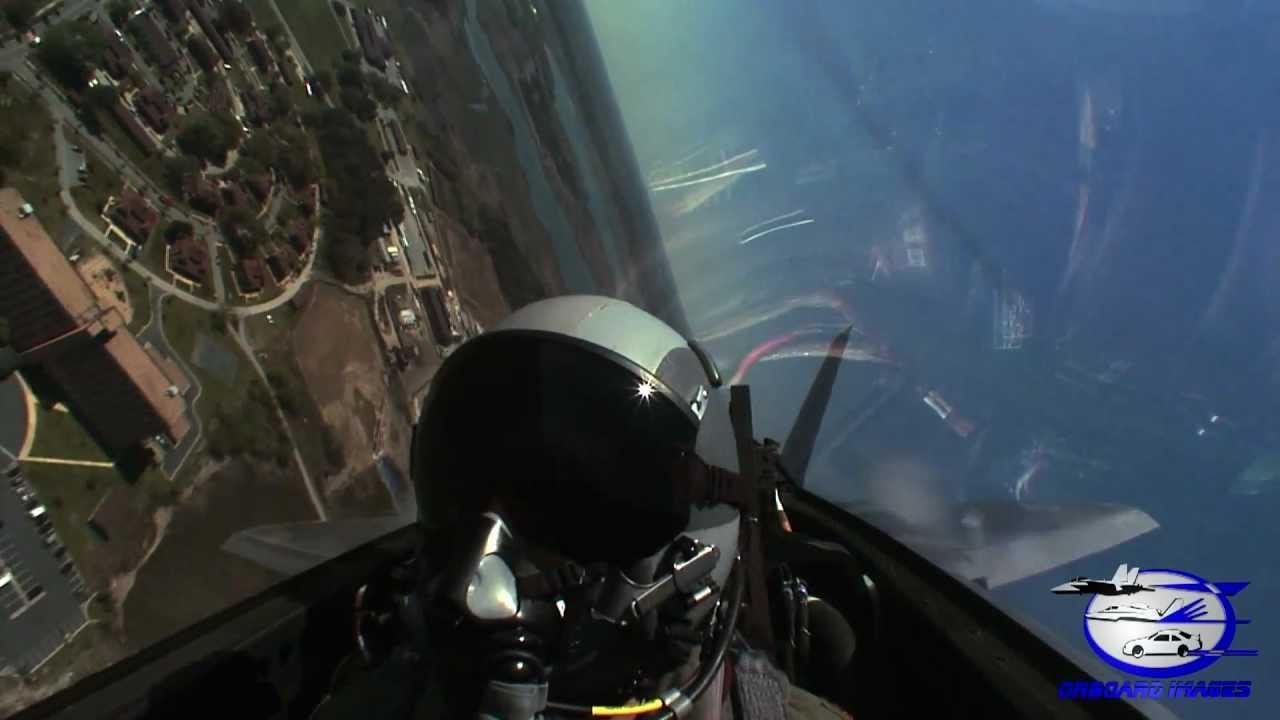 F-22 Raptor Cockpit video