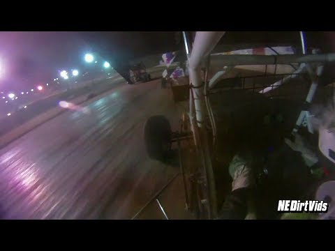 Chris Donnelly In-Car | SCoNE at Bear Ridge Speedway 9-2-2017
