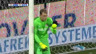Heracles Almelo - PSV 2-1 | 19-09-2015 | Samenvatting