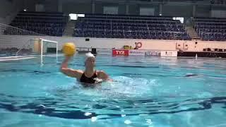 Waterpolo (работа с мячом)