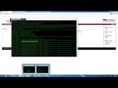 Apache ActiveMQ High Availability demo - YouTube