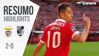 Highlights | Resumo: Benfica 2-0 V. Guimarães (Liga 17/18 #28)