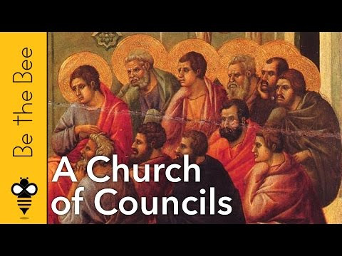 Be the Bee #78   A Church of Councils (featuring Metropolitan Savas of Pittsburgh)