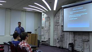 Bible & Science, at SUNY Albany, Fall 2014 Part 1