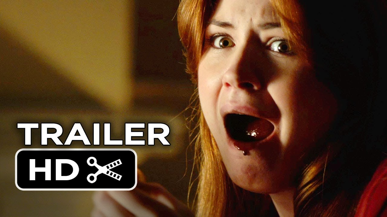 Oculus Official Trailer 1 2014 Karen Gillan Horror
