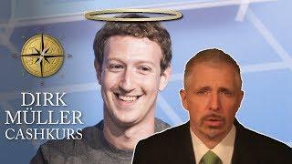 Dirk Müller - Verrückte Medienwelt: Assange beschmipft & Zuckerberg gefeiert