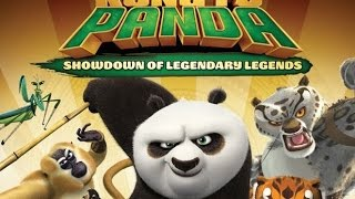 Kung Fu Panda: Showdown of Legendary Legends (Wii U) Game options and Tutorial