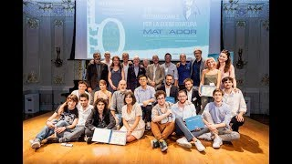 PREMIO MATTADOR 2019 - Teatro La Fenice Venezia 17.07.2019