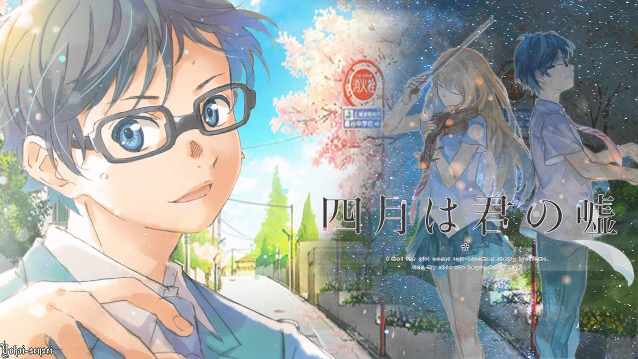Best Soundtrack Of Your Lie In April Shigatsu Wa Kimi No Uso 2016