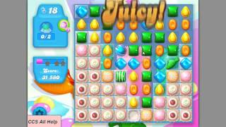 Candy Crush SODA SAGA level 223 NO BOOSTERS