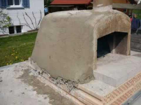 Pizzaofen Bausatz Aufbauen Youtube